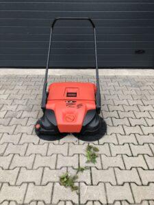 Haaga veegmachine voor bedrijfspand