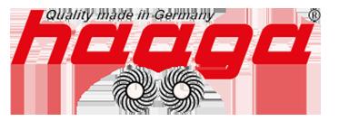 Haaga veegmachines Logo